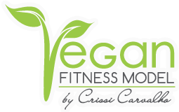 Vegan Fitness Model